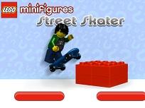 Skateboardul Lego