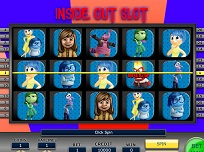 Slots cu Inside Out