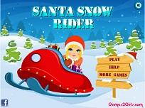 Snowmobilul de Craciun