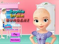 Sofia Intai Operatie la Creier