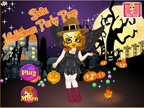 Sofia Intai de Halloween