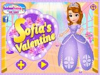 Sofia Intai de Valentines Day