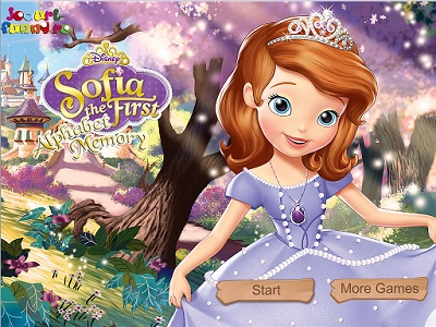 Sofia the First Alphabet Memory