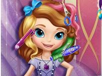 Sofia si Coafurile Reale