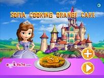 Sofia si Tortul cu Portocale