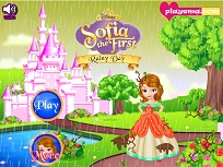 Sofia si Ziua Ploioasa