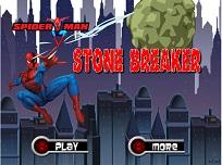Sparge Pietre cu Spiderman