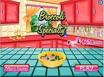 Specialitate cu Brocoli