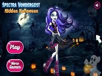 Spectra Vondergeist de Halloween