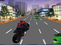 Spiderman cu Motorul