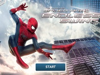 Spiderman prin Oras 3D