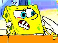 Spongebob Lupte de Strada