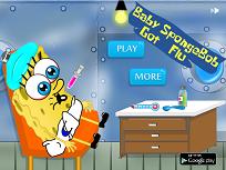 Spongebob Bolnav