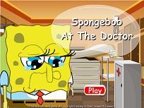 Spongebob Ingrijire la Doctor