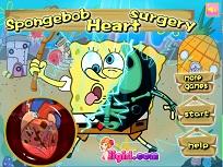 Spongebob si Operatia la Inima