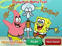 Spongebob Test la Matematica