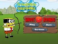 Spongebob Trage cu Arcul