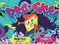 Spongebob pe Skateboard