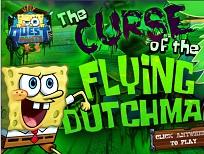 Spongebob si Blestemul Olandezului