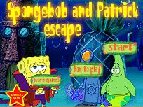 Spongebob si Patrick Aventura Hamburgerilor