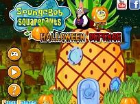 Spongebob si Defensiva de Halloween