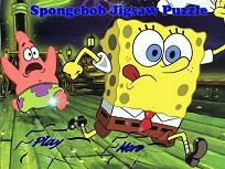Spongebob si Prietenii lui Puzzle