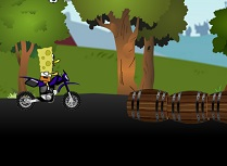 Spongebob Cursa cu Obstacole