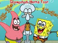 Spongebob Test de Matematica