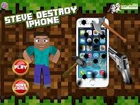 Steve Distruge Iphoneul