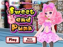 Stilul Cute si Punk