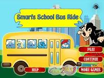 Strumfii pe Autobuz