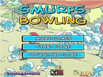 Strumfii la Bowling