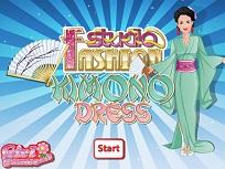 Studioul de Moda si Kimono-ul
