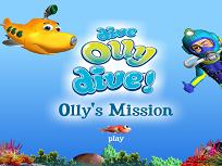 Submarinul Olly si Stelutele de Mare
