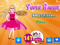 Super Barbie Gateste Pizza