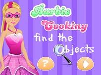 Super Barbie Gateste cu Obiecte Ascunse