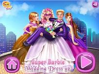 Super Barbie si Imbracamintea pentru Nunta