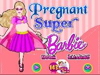 Super Barbie Insarcinata si Curatenia