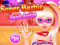 Super Barbie Ranita la Mana