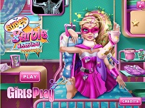 Super Barbie Tratament la Spital