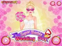 Super Barbie Ziua Nuntii