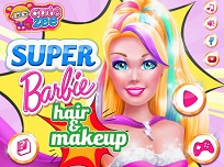 Super Barbie de Infrumusetat