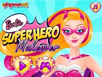 Super Barbie la Machiaj