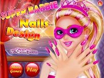 Super Barbie si Manichiura Perfecta