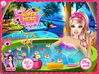 Super Barbie la Spa