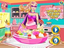 Super Barbie si Inghetata