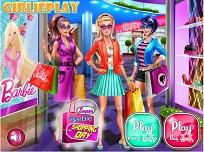 Super Barbie si Prietenele la Cumparaturi