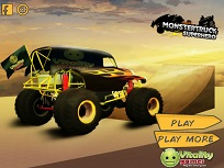 Super Erou Monster Truck