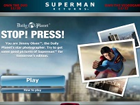 Superman si Pozele