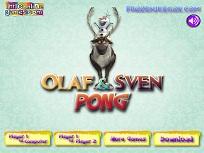 Sven si Olaf Ping Pong